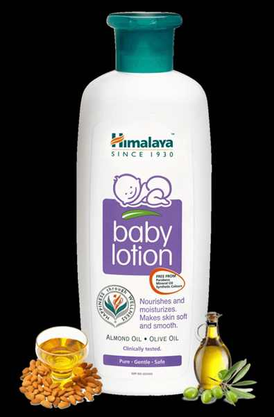 Best Lotion for New Born in India