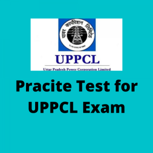 Important Question for UPPCL Assistant Accountant Exam 2021